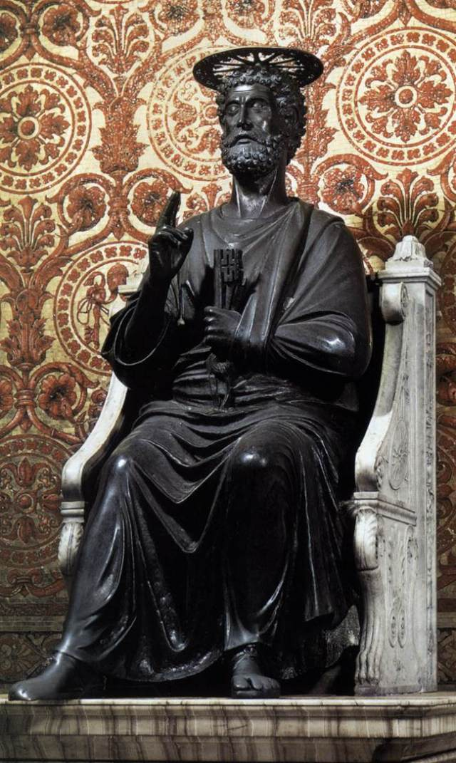 the_statue_of_saint_peter-large